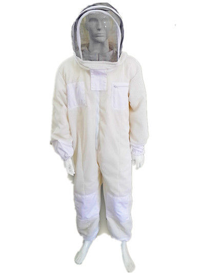 Three Layer Ventilated Beekeeping Protective Clothing with
