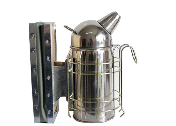 Stainless steel European Style Bee Smoker with S-L Size
