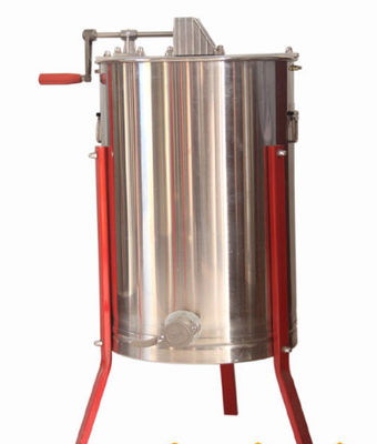 3 Frames High Quality 304 Stainless Steel Honey Extractor With Legs And Honey Gate For Beekeepers