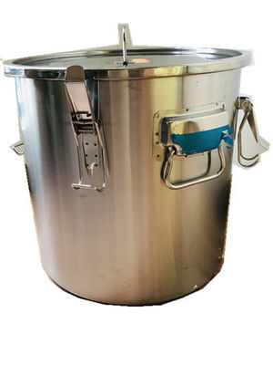 304 Honey Bottling Tank Stainless Steel Honey Tank With Four Handles And Seal