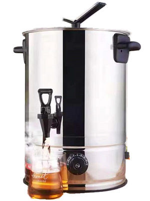 Self - Heating 304 Stainless Steel Honey Tank , Honey Storage Tank 40cm Diameter