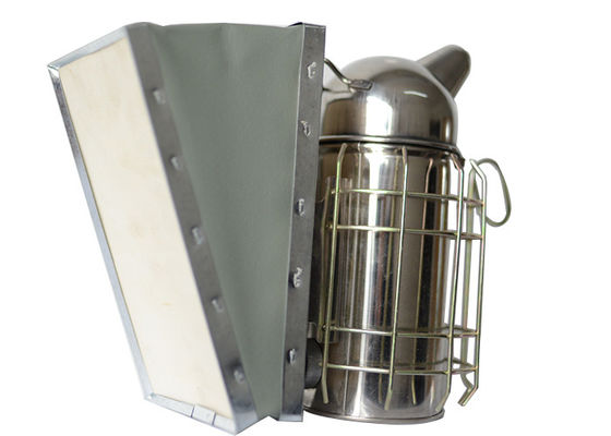 Stainless Star European Style Electric Bee Hive Smoker M Size With Round Head of Bee Hive Smoker